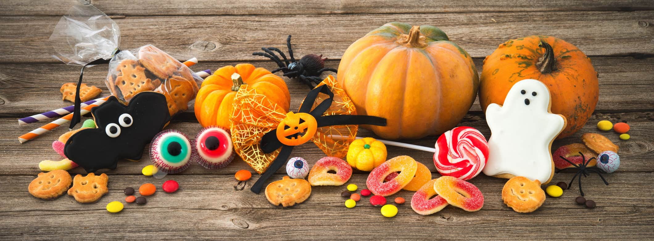 Which Halloween Candy is Safe to Eat with Braces?